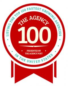 the-agency-100-logo
