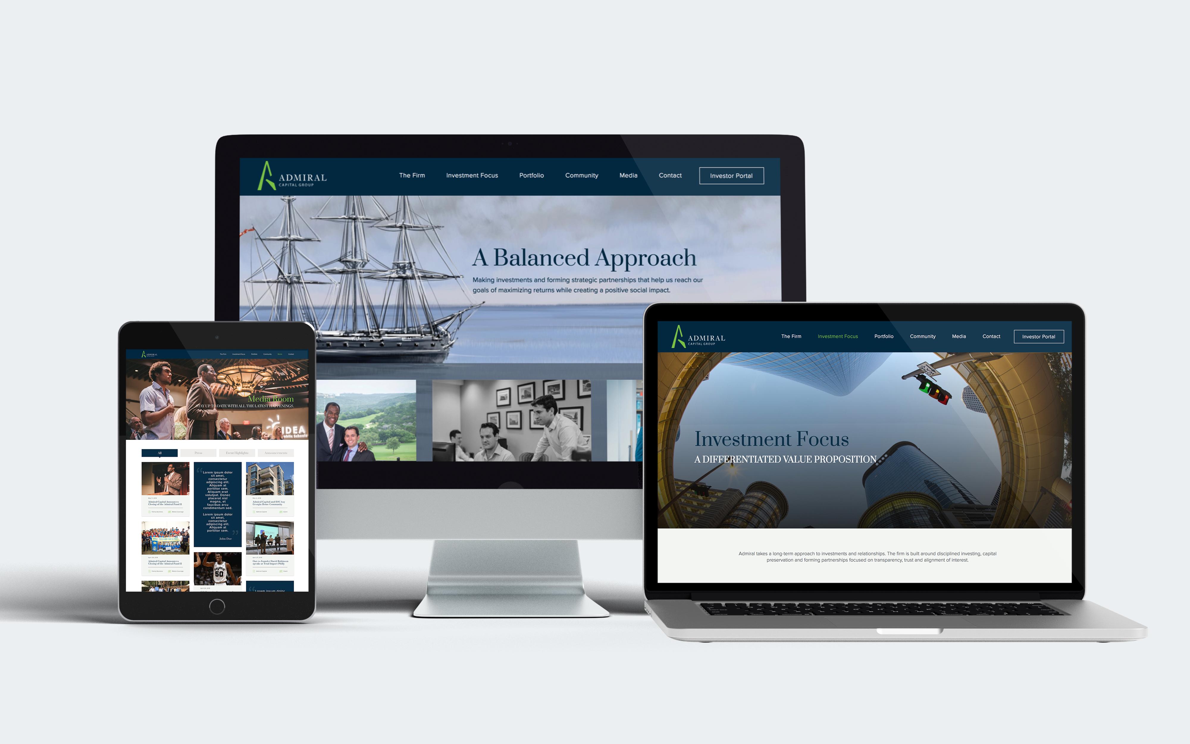 Ruckus – Admiral Capital Group